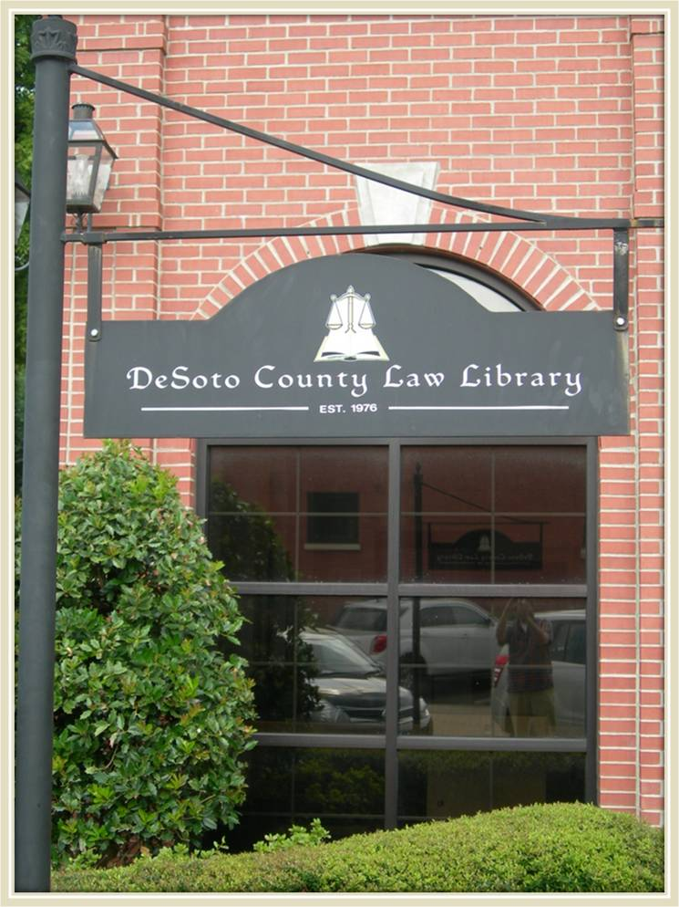 DeSoto Law Library