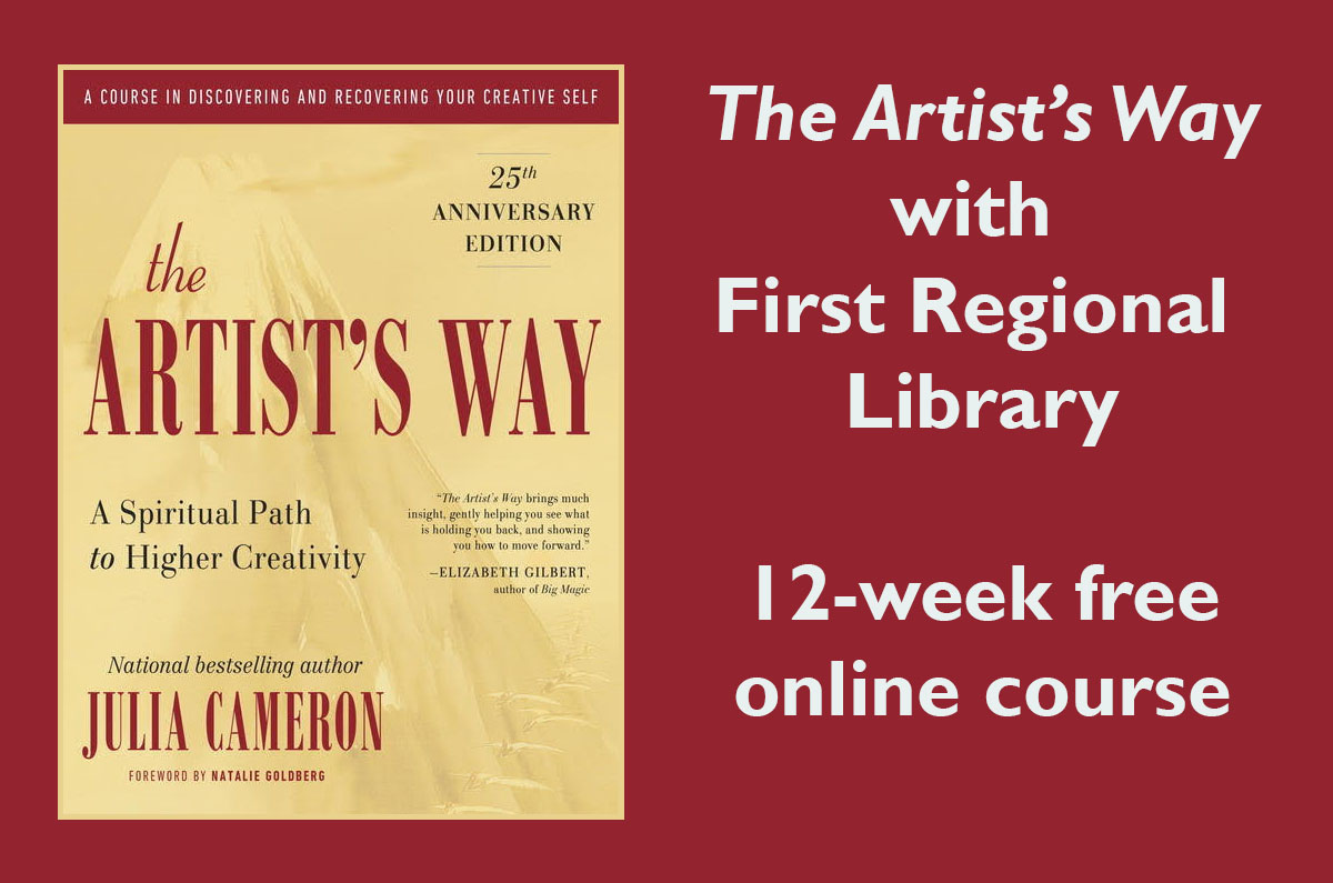 The Artist's Way with FRL