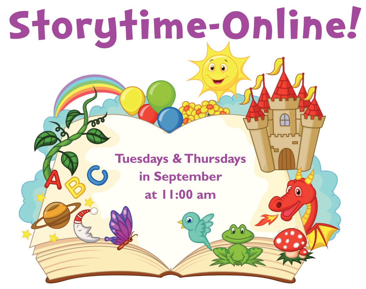 Storytime-Online!